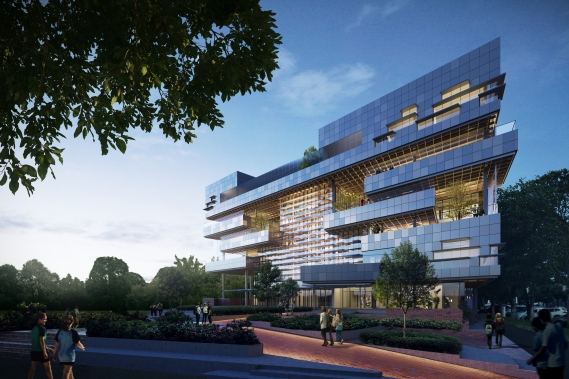 Inner City Schools - South Melb Primary (Credit - Hayball Archiects)